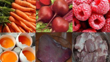 Как повысить давление продуктами