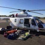 Новый санитарный вертолет скоро отправится на помощь тяжелобольным костромичам