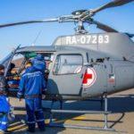 Более 20 тяжелобольных пациентов доставила в больницы санитарная авиация Приморья